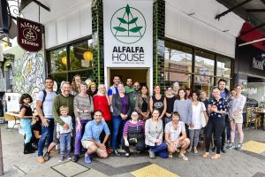 Alfalfa House Newtown 2021