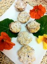 Inca Berry Muffins