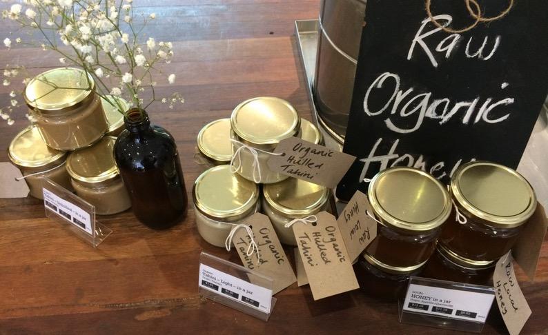 NEW Grab 'n' Go Pre-filled Jars of Honey and Tahini