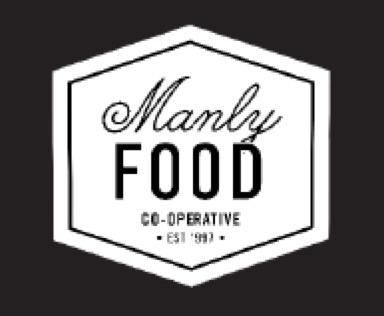 Manly Food Co-Op logo