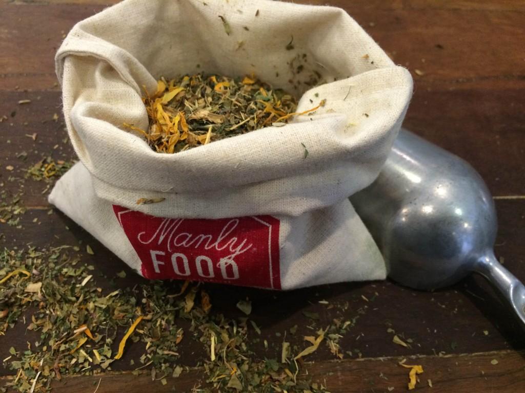 Combat party season indulgences with our Extox tea blend.