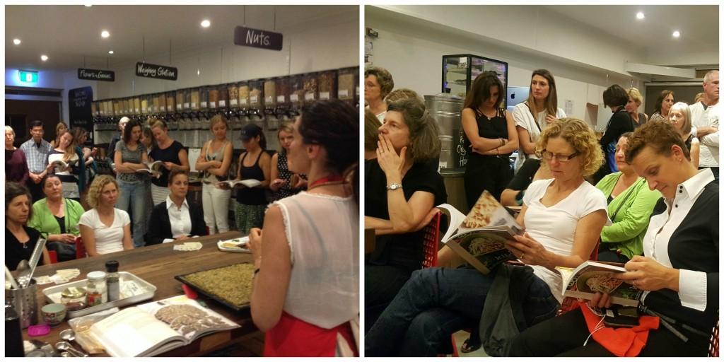 A Rawsome Member Exclusive: Raw Food Workshop with Amanda Brocket.
