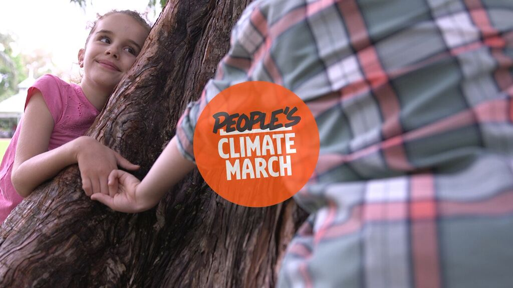 Join us to support the People's Climate March this Sunday, 29 November.