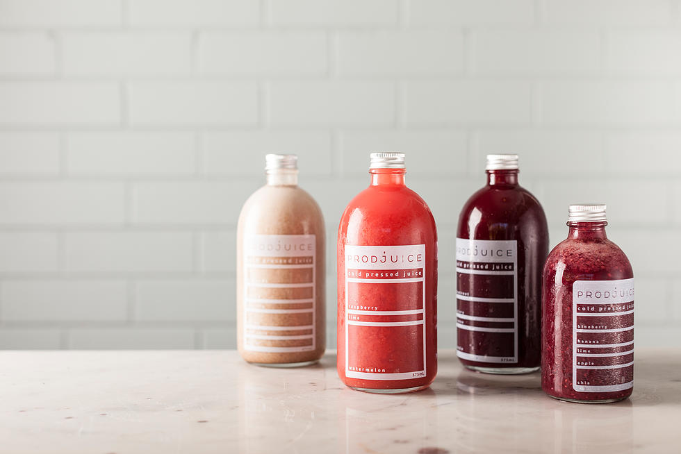 100% Organic Juice, Tonic and Almond Milk Arrives at the Co-Op!