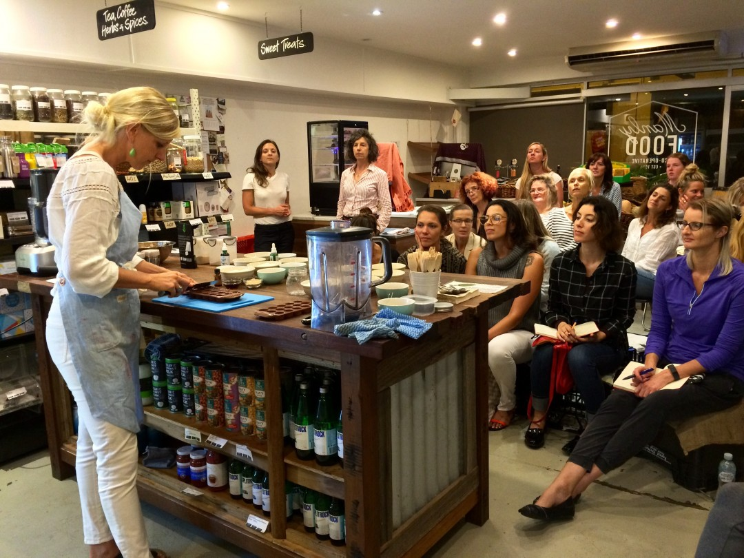 Raw Treats Workshop By D-VineByNature – Another fabulous event @ The Co-Op