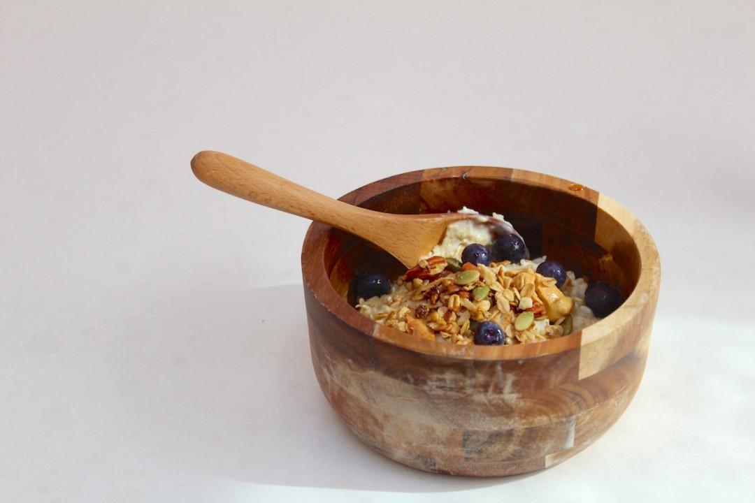Porridge done three ways