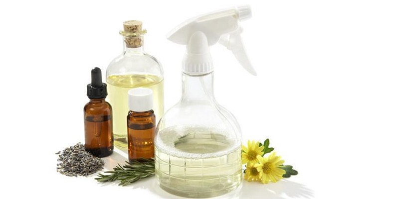 Reducing Toxins at Home; How to make Eco-cleaning Products at Home