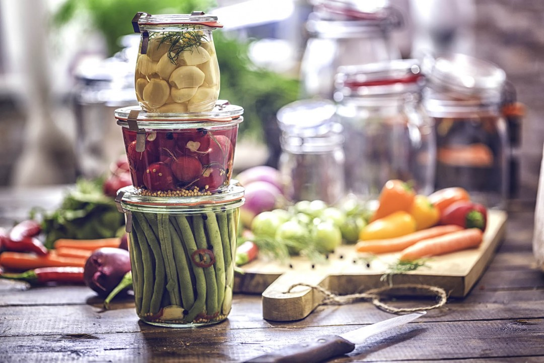 November is all about Fermentation at the co-op
