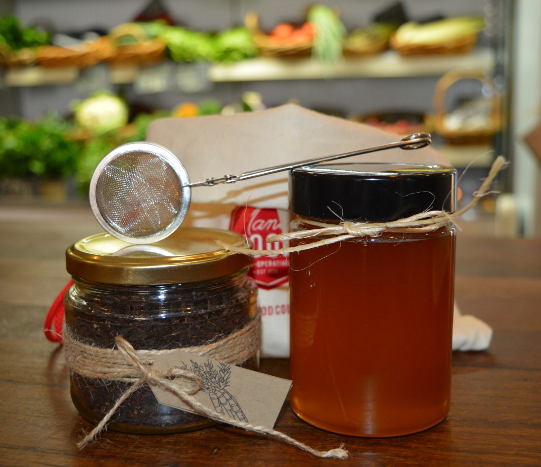 Tea Honey Gift Pack