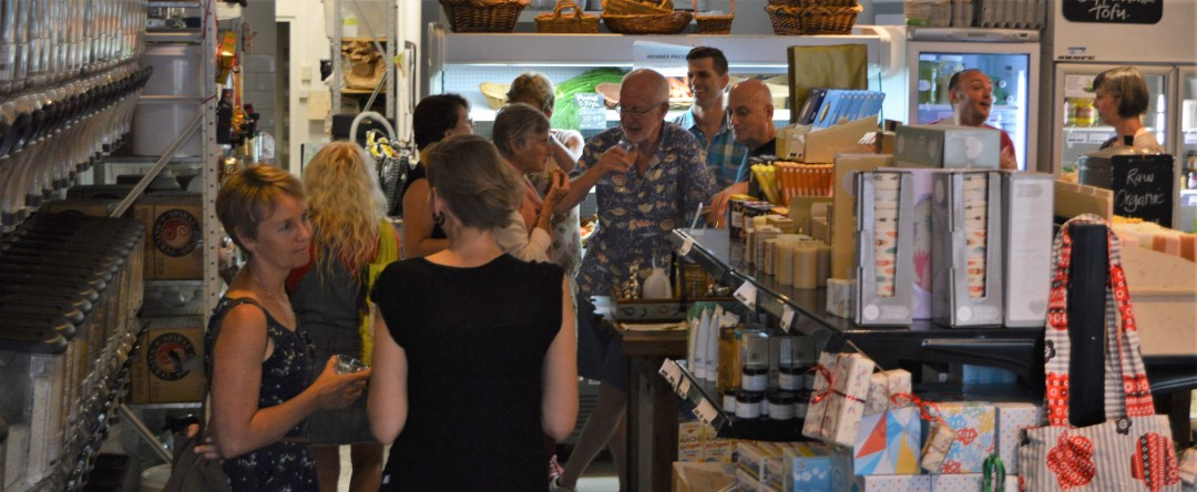 A Busy Start to Summer – Christmas Party and Ocean Care Day
