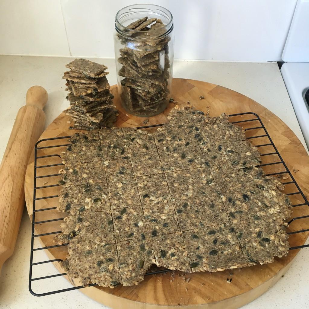 Seeded Crispbread