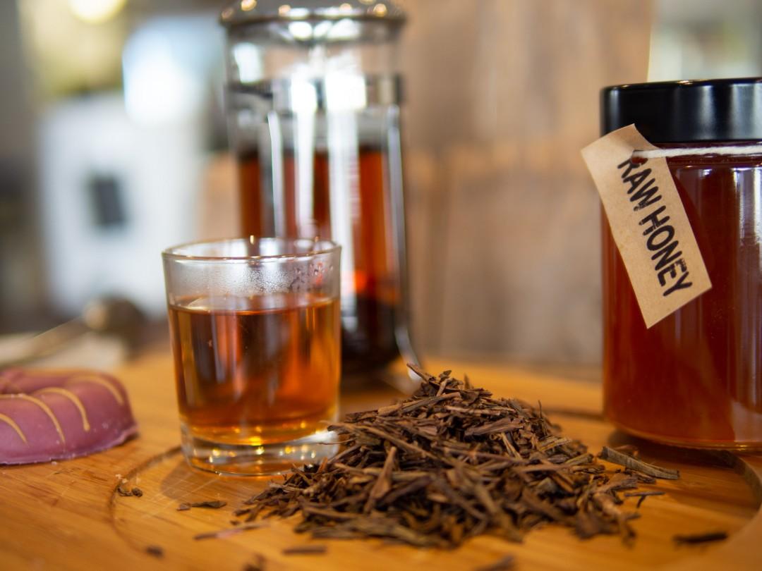 Introducing our Teas: Japanese Hojicha Tea