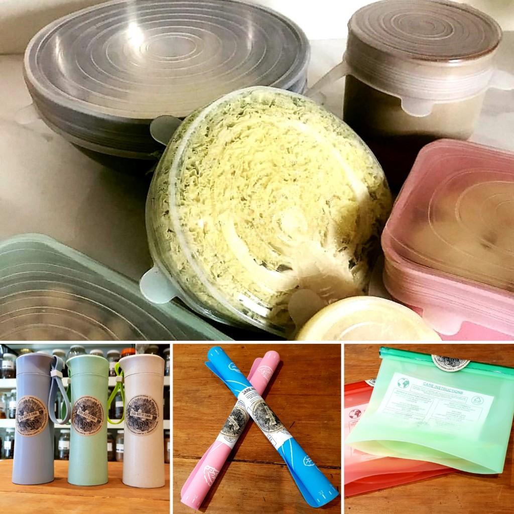 Reusable Silicone Kitchenware