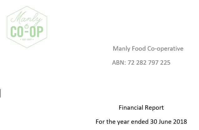 2017-18 Financial Report