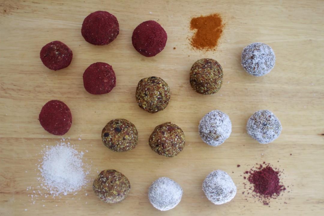 Ayurvedic Bliss Balls Recipe