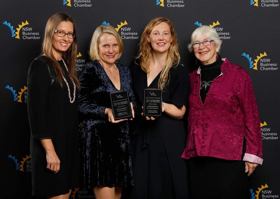 We Won – NSW Business Chamber Regional Awards
