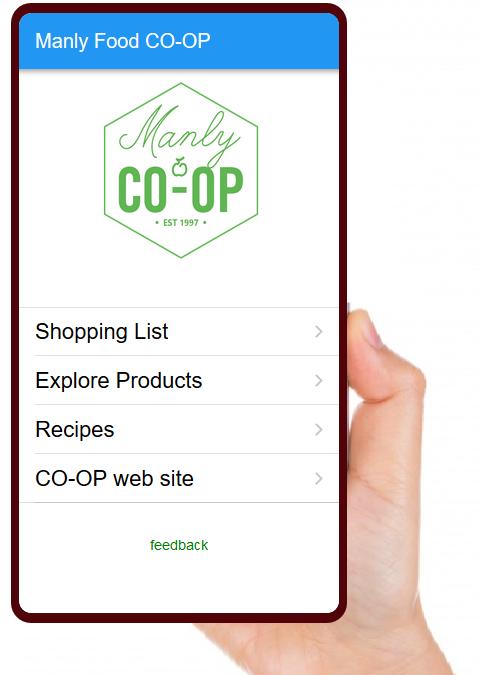 We're going High Tech: Your Co-Op App