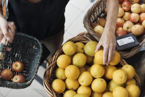 Manly Food Co Op Oranges