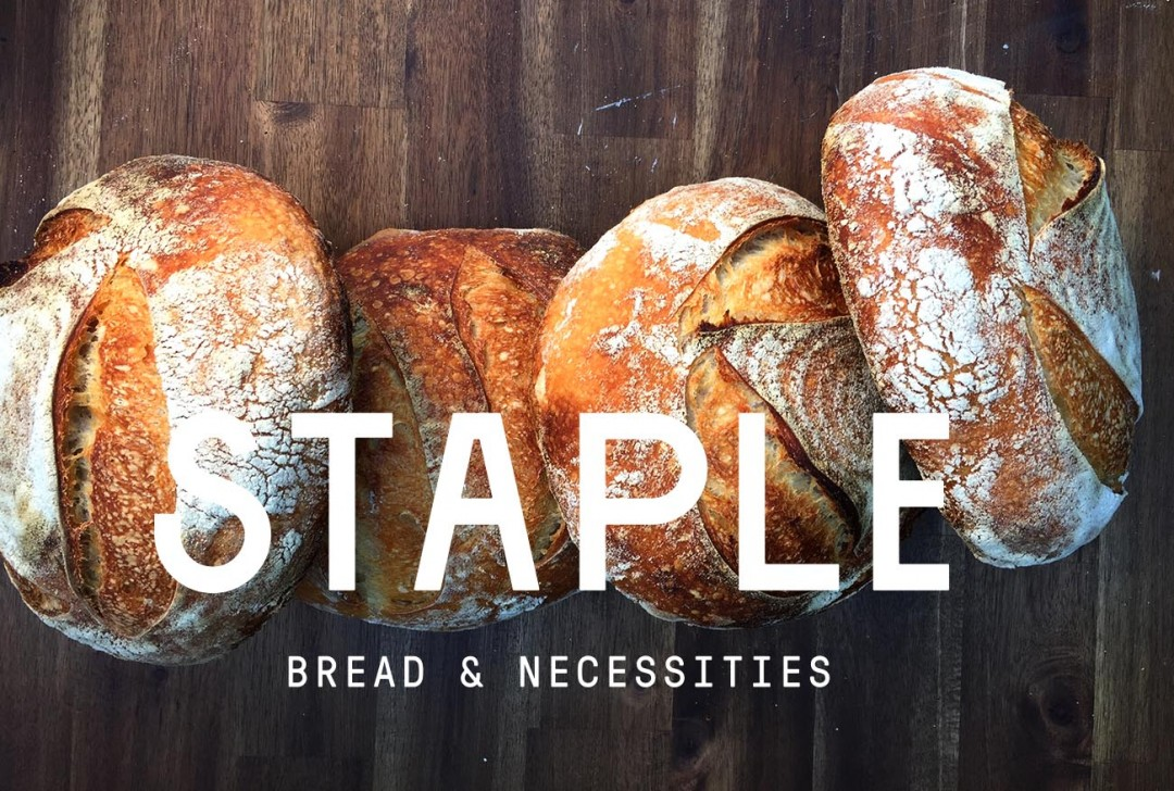 Sourdough Making Class with Staple