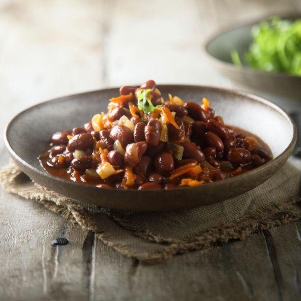 Adzuki beans, a recipe to remind us to slow down