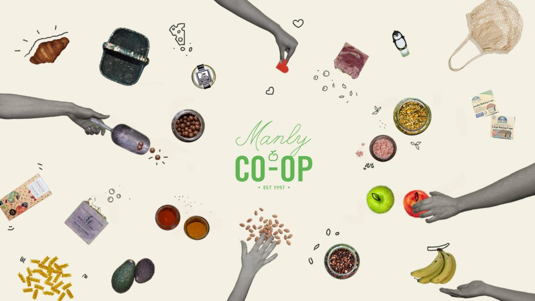 Manly Co-op products